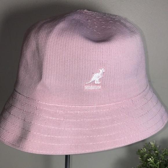 09b83a80 Kangol Accessories | Kangaroo Tropic Casual Pink Hat Sz M | Poshmark